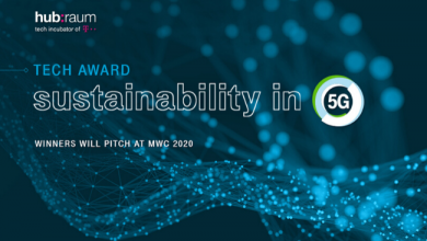 Photo de Tech Award : Sustainability in 5G
