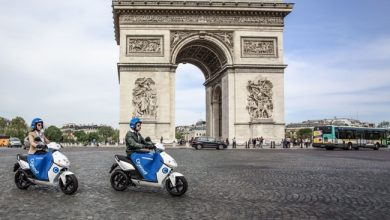 Photo de 23,6 millions d'euros pour financer l'expansion de la startup Cityscoot en Europe