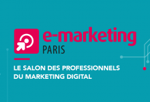 Photo de Le salon de l'innovation marketing digital «e-marketing Paris» du 1 au 3 septembre à Paris