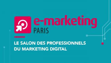 Photo de Le salon de l'innovation marketing digital «e-marketing Paris» du 1 au 3 septembre à Paris