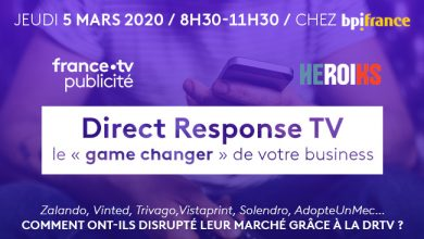 Photo de Direct Response TV, le « game changer » de votre business