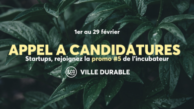 Photo de [Appel à candidatures] La plateforme d'incubation Ville Durable de Paris&Co recrute sa 5ème promo de startups