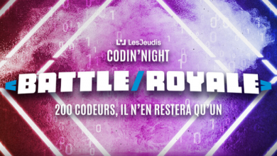 Photo de Codin' Night < Battle / Royale > : 200 codeurs, il n'en restera qu'un