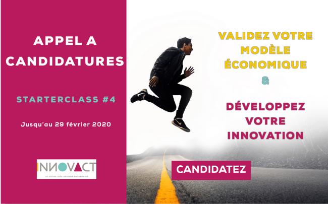 Innovact recrute sa nouvelle promotion de porteurs de projets innovants - FrenchWeb.fr