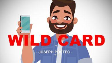 Photo de [WILD CARD] Le mobile qui t'évite les ennuis existe !
