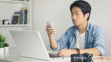 Photo de Chine : les applications de télétravail surchargées