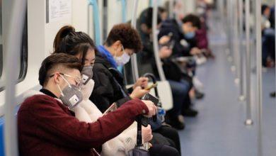 Photo de Chine : lancement d'une app pour identifier les personnes exposées au Coronavirus