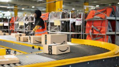 Photo de E-commerce: en France, avalanche de commandes et tensions dans les entrepôts