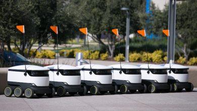 Photo de Face à l'épidémie, le renfort des robots et drones pour des livraisons sans contact