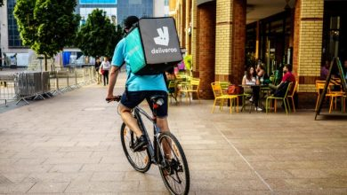 Photo de FoodTech: Deliveroo choisit Londres pour son introduction en Bourse