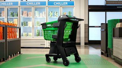 Photo de Amazon dévoile son chariot d'épicerie intelligent pour encourager l'achat sans caisse