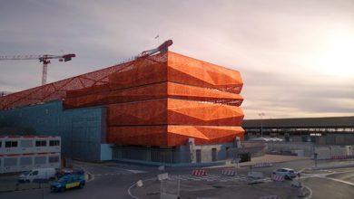 Photo de Marseille: un data center inauguré dans une ancienne base allemande de sous-marins