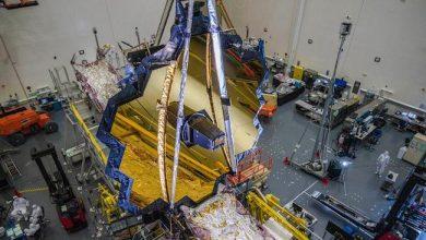 Photo de La NASA repousse le lancement de son grand télescope spatial à octobre 2021