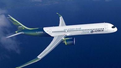 Photo de Airbus prépare trois concepts d'avion propulsé à l'hydrogène pour 2035