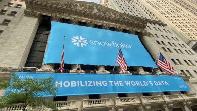 Photo de Snowflake récolte 3,4 milliards de dollars et réalise la plus grosse IPO de l'année