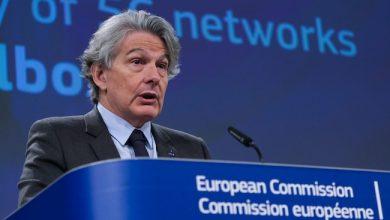 Photo de UE: Thierry Breton l'affirme, la supervision des Gafa sera du ressort de chaque État membre