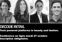 Photo de DECODE RETAIL avec Odile Roujol, Stephanie Benedetto, Emily Zak, Zack Parker et Jay Hack