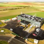 Première usine d'InnovaFeed inaugurée en octobre 2017, notre site de Gouzeaucourt est situé près de Cambrai (Hauts-de-France)