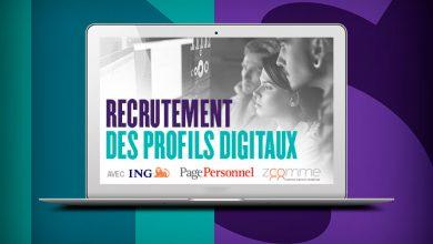 Photo de [Webinar] Comment attirer et recruter les profils digitaux ?