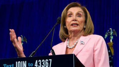 Photo de Désinformation: pour la démocrate Nancy Pelosi,  Facebook «fait partie du problème»