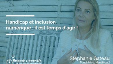 Photo de Handicap et inclusion numérique: «il faut agir dès maintenant»