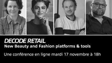 Photo de DECODE RETAIL avec Odile Roujol, Kaeya Majmundar, Quentin Lebeau, Allon Caidar et Richard Menneveux