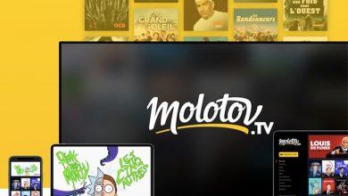 Photo de Molotov TV se lance en Afrique francophone