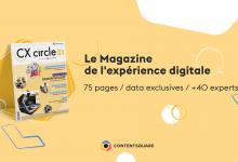 Photo de [Magazine] CX Circle: le Magazine de l'expérience digitale