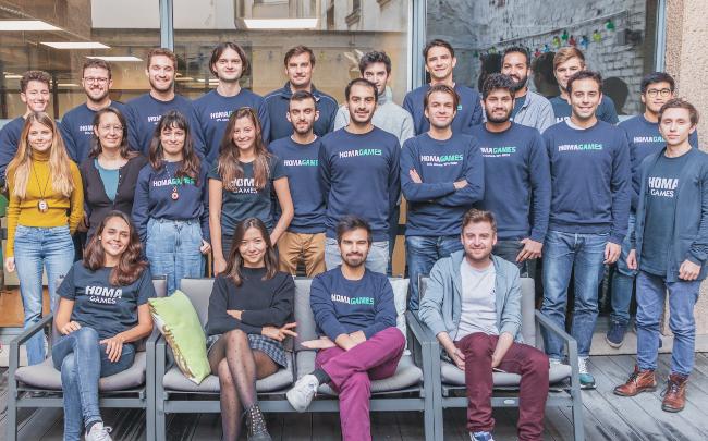 Homa Games lève 15 millions de dollars auprès d'Idinvest Partners, E.ventures et OneRagtime - FrenchWeb.fr - Frenchweb.fr