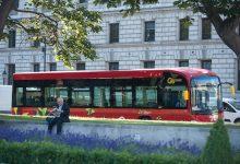 Photo de Véhicules autonomes: un bus sans conducteur circule dans le sud de l'Espagne