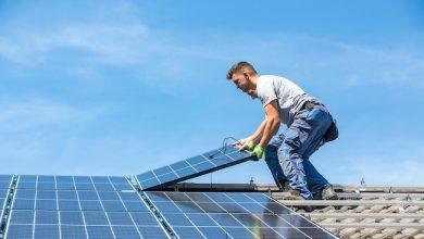 Photo de Face à la concurrence chinoise, Panasonic met fin à sa production de panneaux solaires