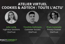 Photo de [Webinar] PrivacyConnect Paris spécial Cookies & AdTech