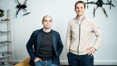 Photo de La startup lyonnaise Elistair lève 5 millions d'euros pour faire décoller les drones filaires