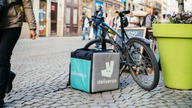 Photo de Deliveroo valorisé 7,6 milliards de livres pour son IPO