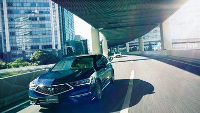 Photo de Voiture autonome: Honda lance le premier véhicule au monde doté d'un système de niveau 3