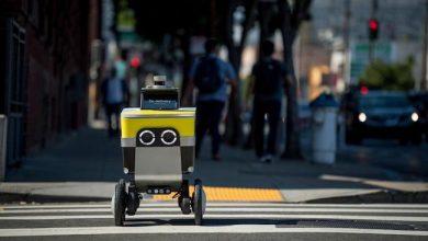 Photo de Livraison de repas: Uber scinde la branche robotique de Postmates pour créer une entreprise indépendante
