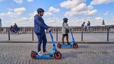 Photo de Trottinettes électriques: la startup franco-néerlandaise Dott lève 70 millions d'euros auprès de Sofina